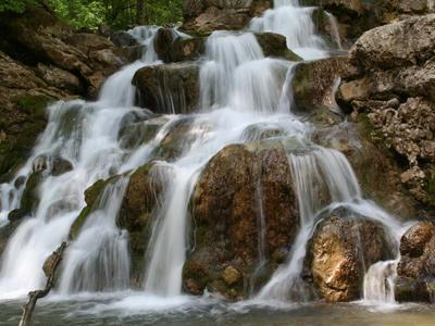 г. Горячий Ключ - Аюкский водопад
