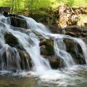 Горячий Ключ - край пещер и водопадов