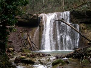г. Горячий Ключ - Каверзинский водопад