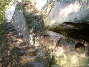 Туристические маршруты г. Горячий Ключ - Пещера звонкая
