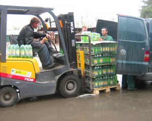 Доставка минеральной воды по Москве
